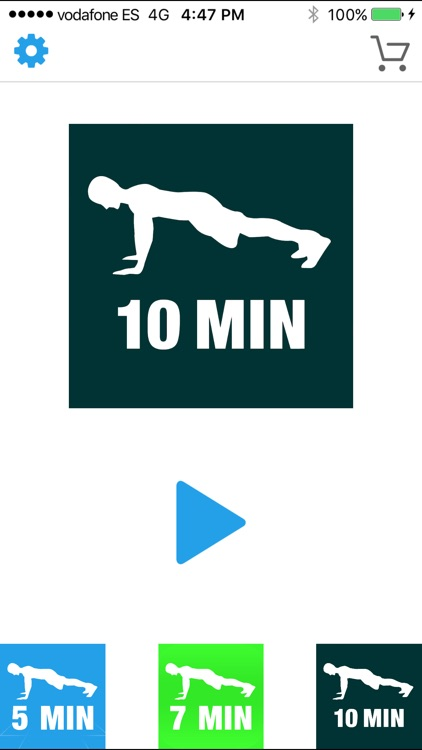 5 Minute Plank Calisthenics screenshot-4