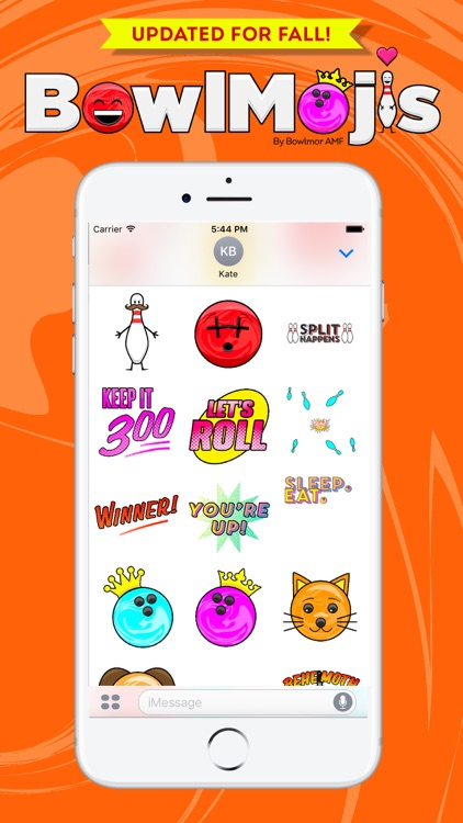 BowlMojis screenshot-3
