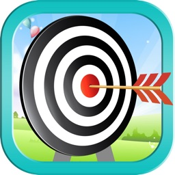 Bow and Arrow Archery Shooting Target Game