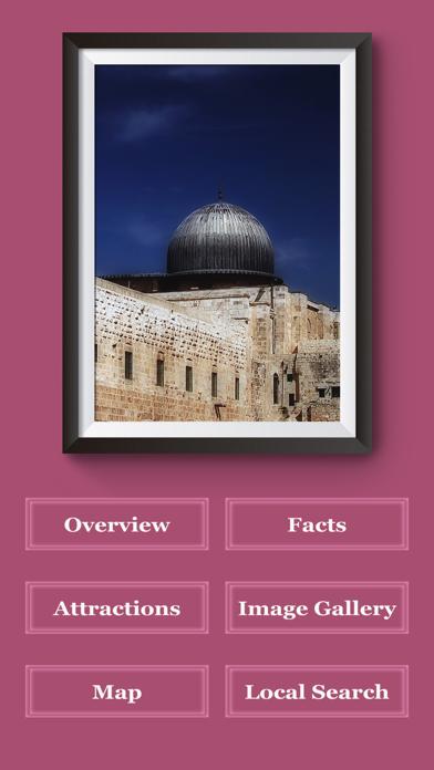 Israel Travel Guide screenshot two