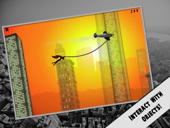 Screenshot #3 for Rope'n'Fly 3 - Dusk Till Dawn