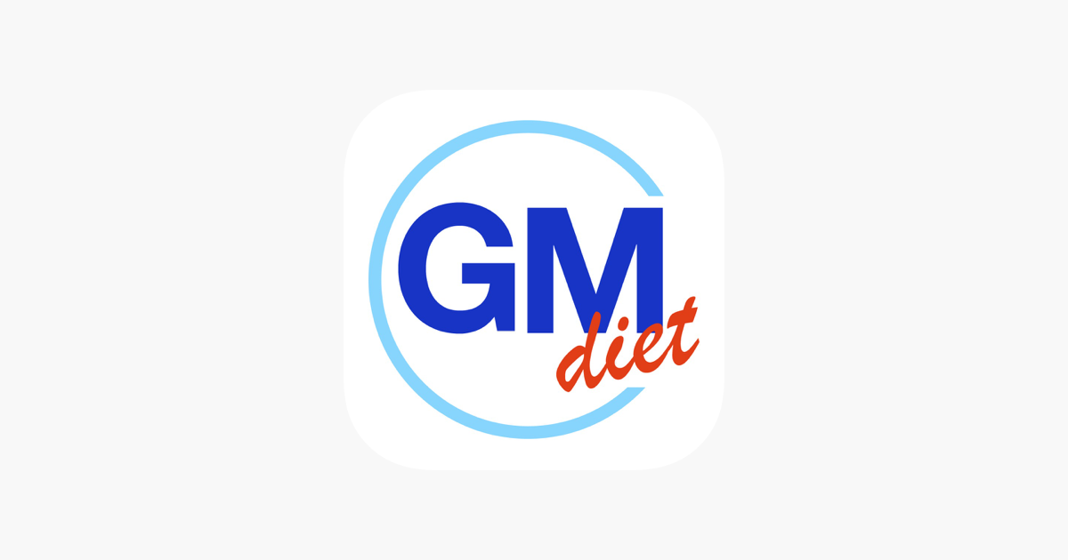 ‎GM Diet - 7 Day Diet Plan