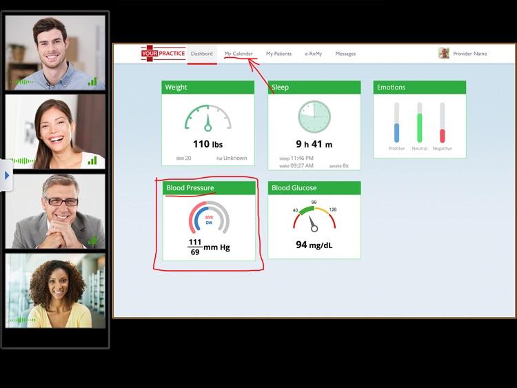 VSee Messenger for iPad