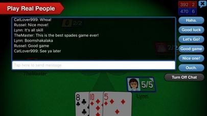 Spades+ iPhone