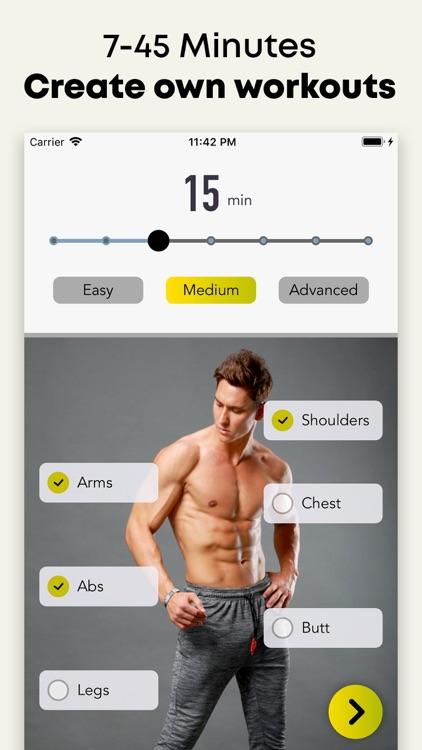 NewU Workout screenshot-3