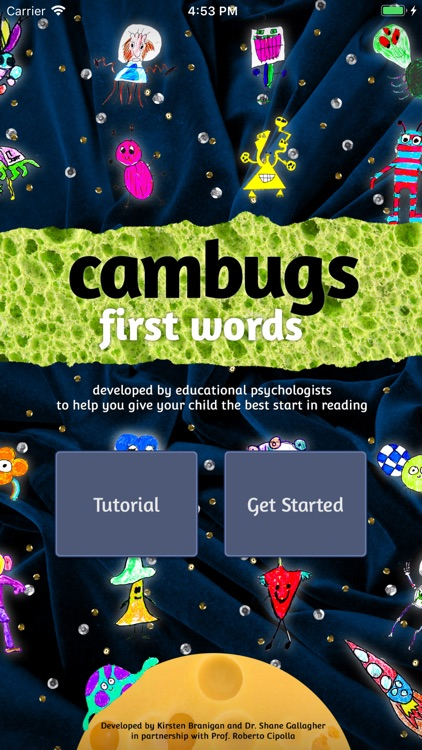 Cambugs 3: First Words