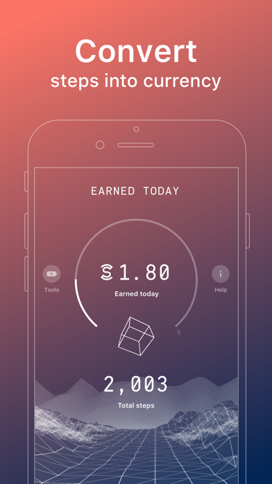 Sweatcoin - Sweat for Coins app image