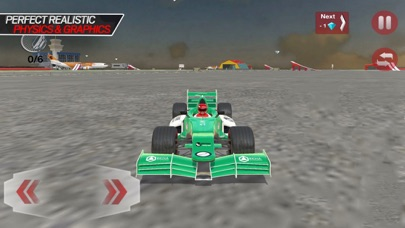 Screenshot for Stunt Speed: Top Formula Car in Saudi Arabia App Store