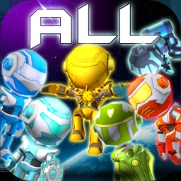Robot Bros All Stars
