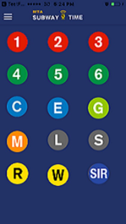 MTA Subway Time