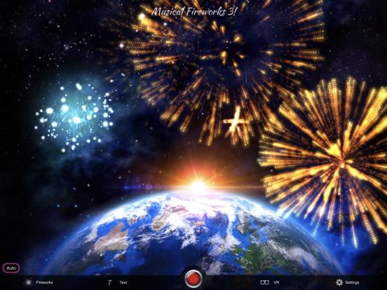 Musical Fireworks 2 screenshot