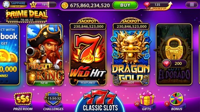 Hit 7 Casino : Vegas Slots screenshot #2