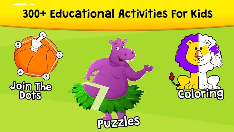 Kindergarten Games & Songs