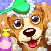 Pets Wash & Dress up - Play Care Love Baby Pets