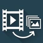 Meu momento Lite - Grab imagens estáticas do vídeo icon