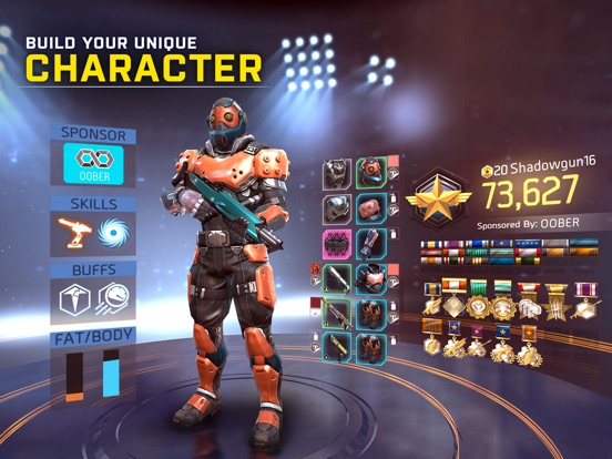 Shadowgun Legends screenshot #6