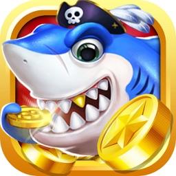 捕鱼游戏-打鱼游戏赚钱版