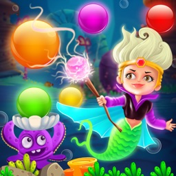 Little Mermaid: Bubble Shooter
