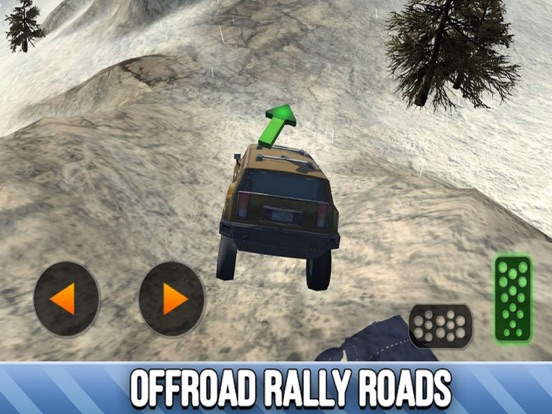 Jeep Mountain Hill Driver Cup screenshot 6