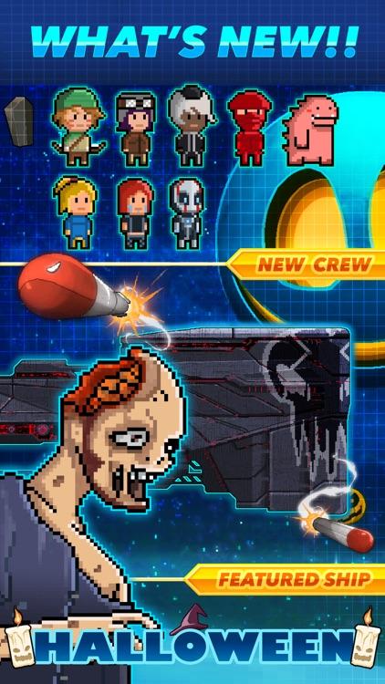 Pixel Starships™ Space MMORPG screenshot-0
