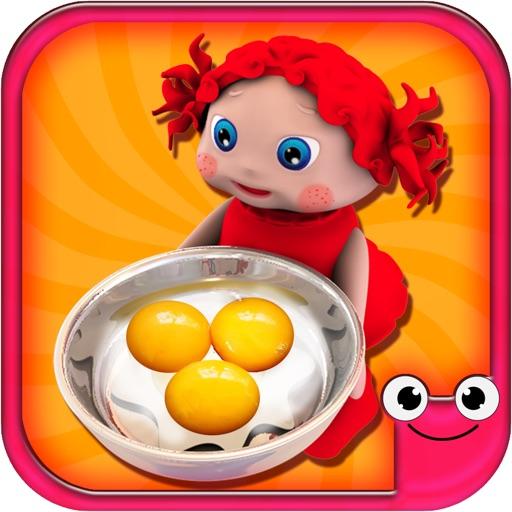 кухня игры для детейEduKitchen
