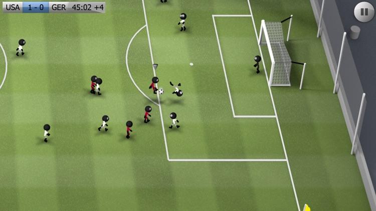 Stickman Soccer screenshot-3