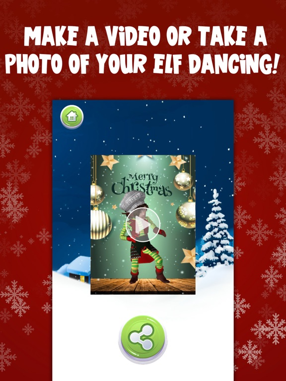 screenshot 4 for elf dancing 3d avatar