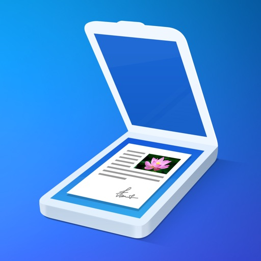 Scanner Pro application logo