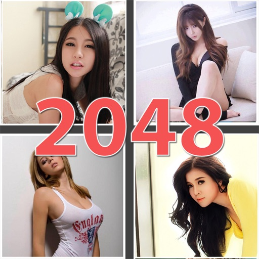 2048 Sexiest Version - Play 2048 game with beautiful girls