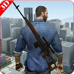 City Sniper Strike 3D