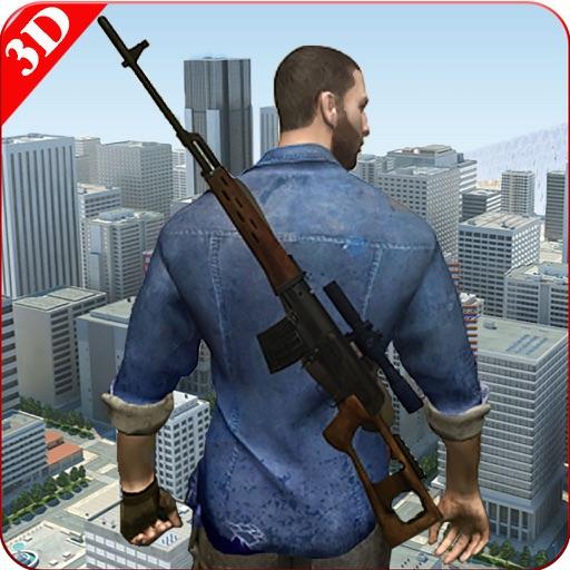 City Sniper Strike 3D