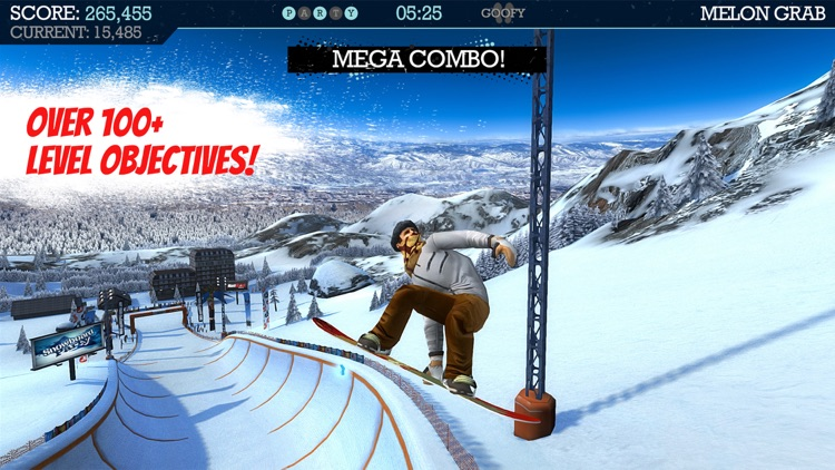 Snowboard Party Pro screenshot-1