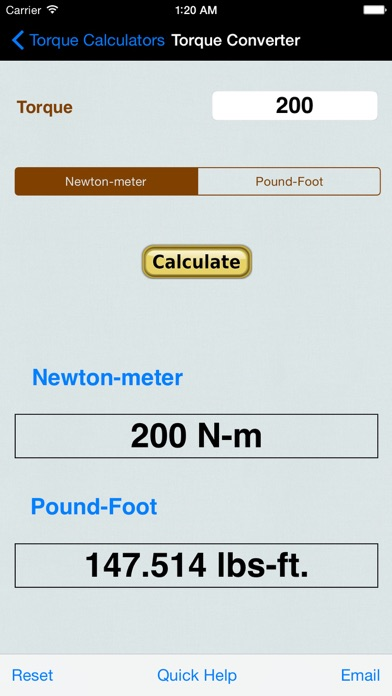 Torque Calculator Units Converter App Profile Reviews Videos And