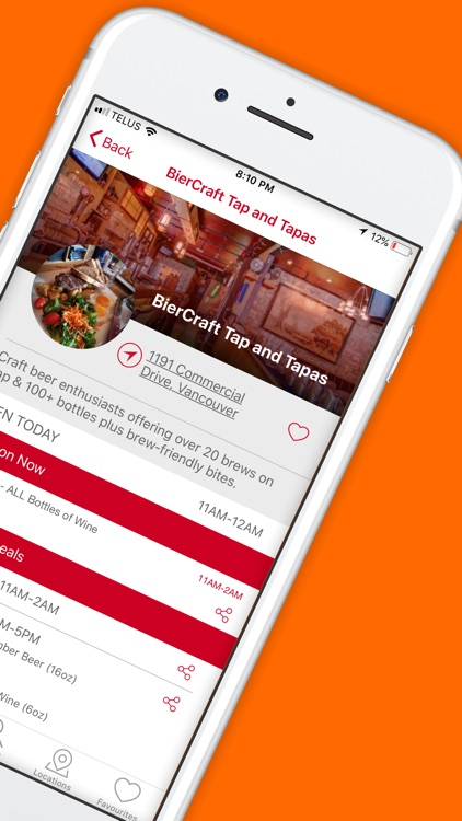 brewhound - The Happy Hour App