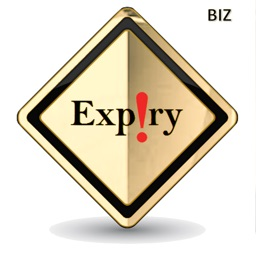 Expiry Alert Biz - Keep track of expiration dates