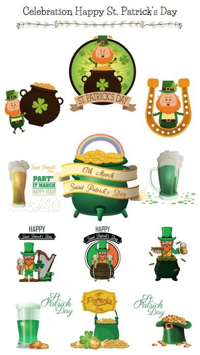 Happy Saint Patrick's Day screenshot 1