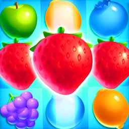 Fruits Match 3 Puzzle Game