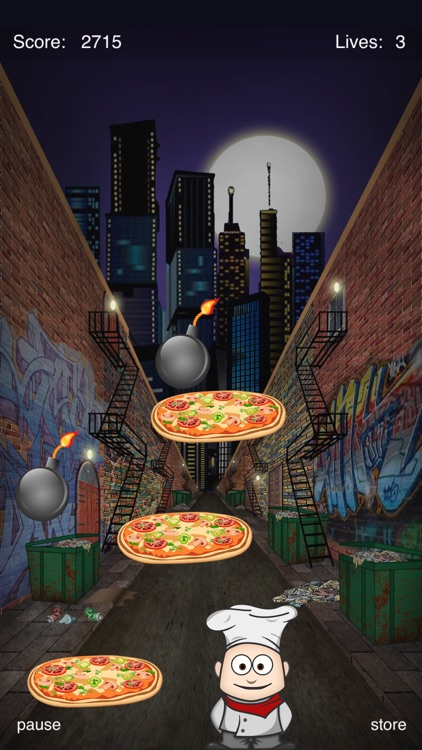 Pizza Bomb screenshot-2