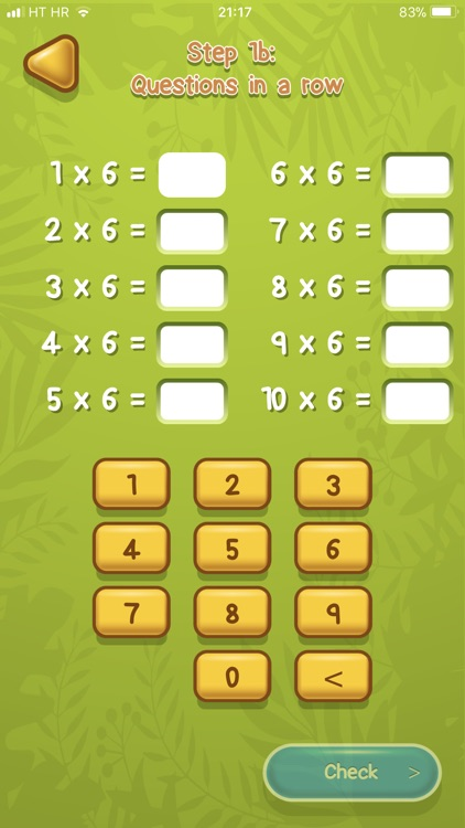 SpuQ Times Tables Learning by BVK Productions