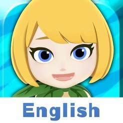 英語発音-マグナとふしぎの少女