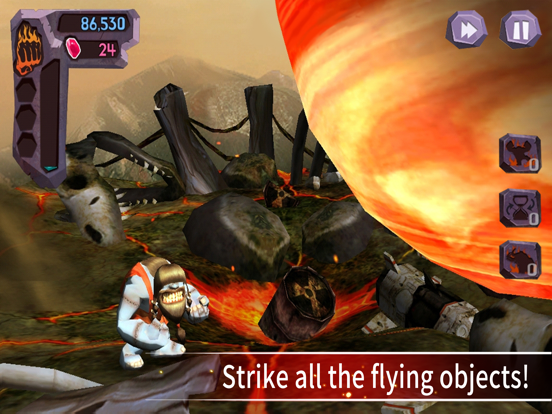 Angry BaBa: Hit & Far away screenshot 9