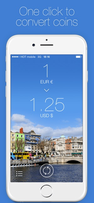 Change - Currency Converter Screenshot