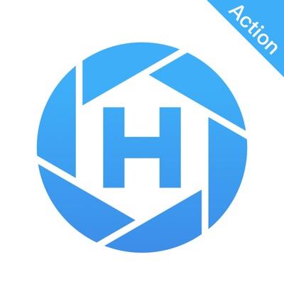 HaloCam Action ios app