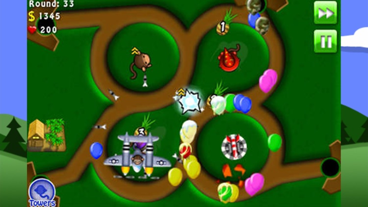 Bloons TD 4 screenshot-3