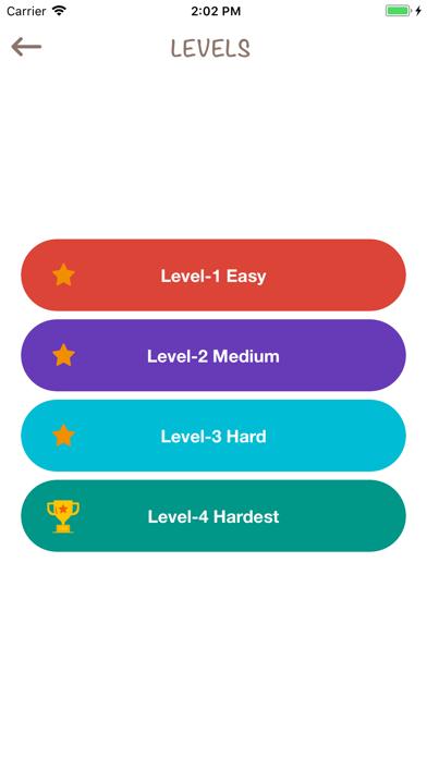 Name that thing - Word Game screenshot two
