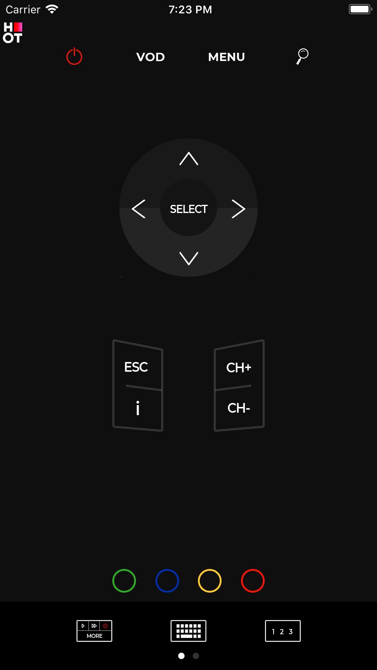 HOT Remote Screenshot
