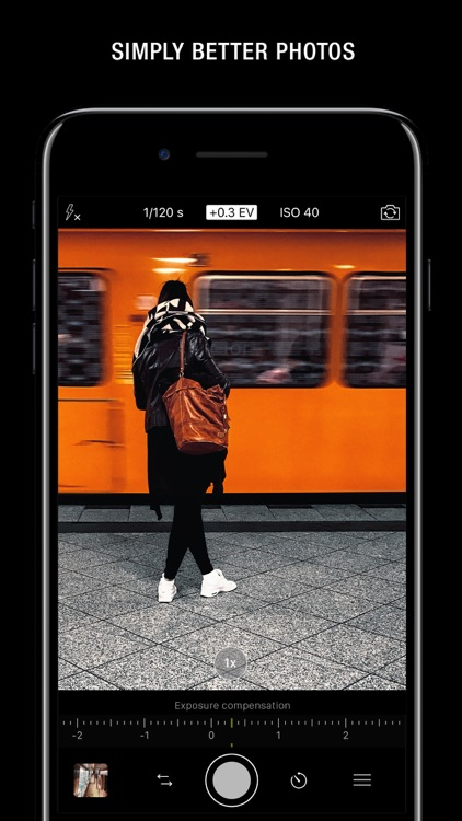ProCamera. screenshot-0