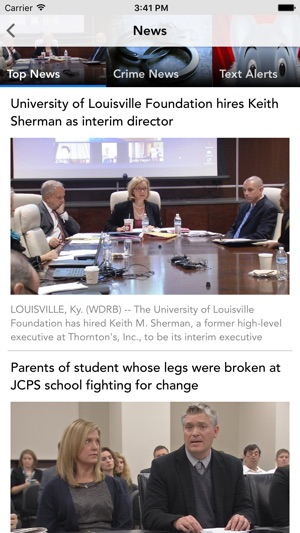 WDRB News on the App Store