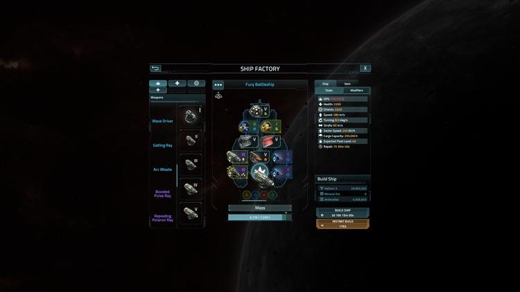 VEGA Conflict screenshot-4