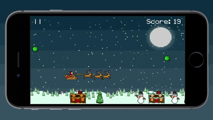 Droppin' Santa: save Xmas screenshot-3